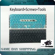 """لوحة المفاتيح النروجية الجديدة لعام 2015 A1534 مع إضاءة خلفية خلفية للماك بوك الشبكية 12 """"A1534 لوحة المفاتيح النرويج MF855 MF865 EMC2746"""
