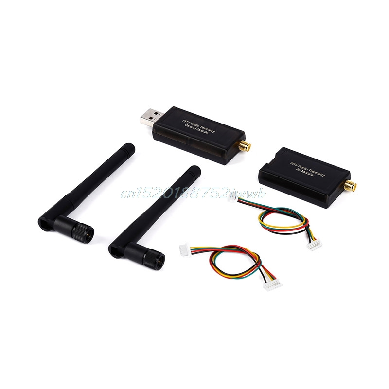 3DR Radio Wireless Telemetry 433Mhz 915Mhz Module USB Kit For APM2.6 APM2.8 Pixhawk PX4 #T026#