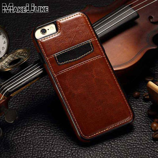 wholesale dealer c0cb1 43960 US $3.89 22% OFF|Luxury Back Cover For IPhone 7 8 Plus Leather Case  Protector Cover Coque For Iphone X Case Hoesje For Iphone 6 6s 7 Plus  Case-in ...