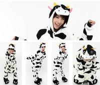 Hot unisex Tier schlafanzug party milchkuh Mit Kapuze pyjama für erwachsene S-XL Pikachu/Stich/Tiger/Einhorn