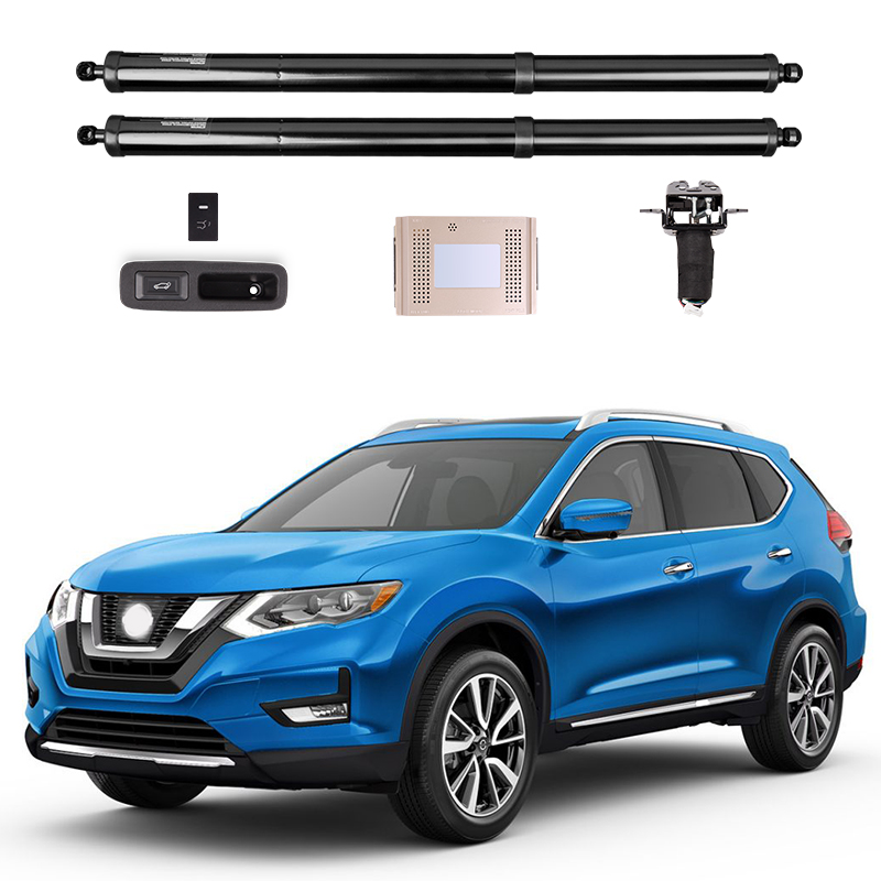 New For Nissan X-TRAIL Electric Tailgate Modified Leg Sensor Tailgate Car Modification Automatic Lifting Rear Door Car Parts