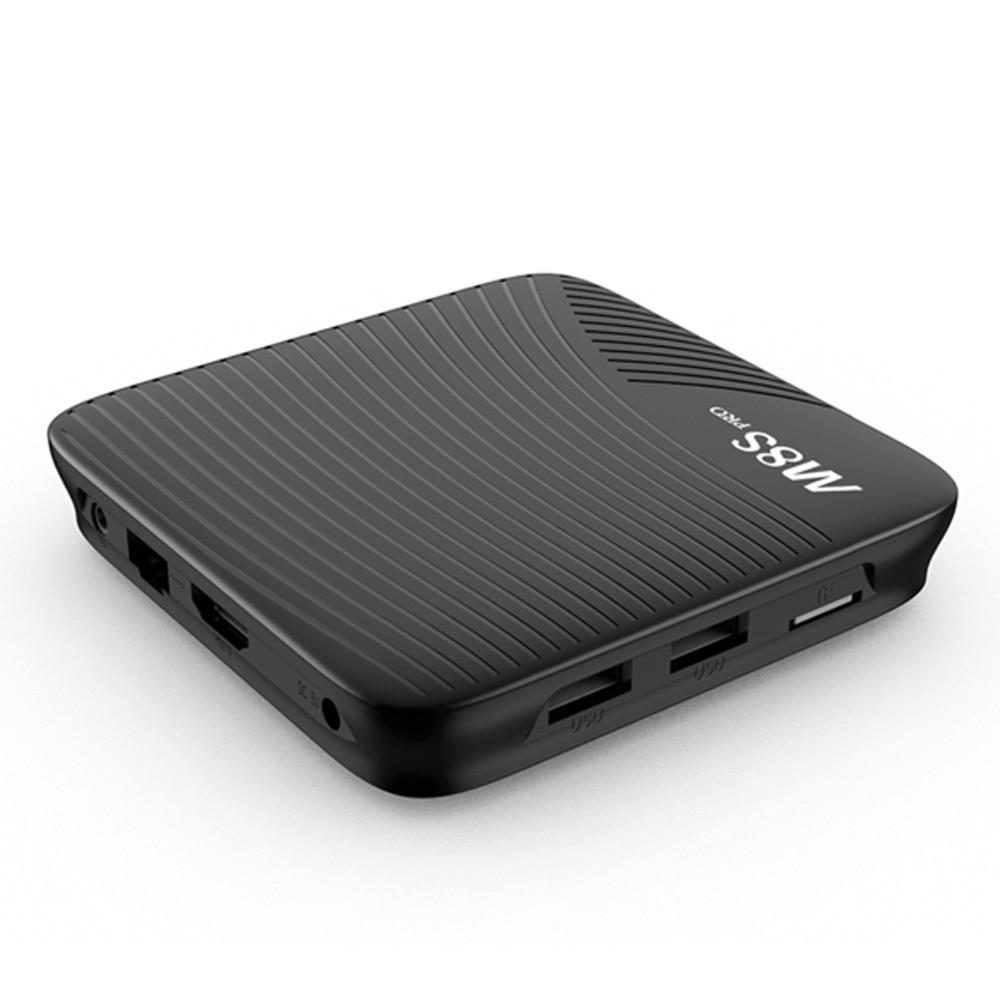 MECOOL M8S PRO 2GB DDR4 16GB eMMC Amlogic S912 Android 7.1 17.0 4K HDR10 TV Box 802.11AC 2.4G/5G WIFI LAN Bluetooth H.264 mecool bb2 pro amlogic s912 3gb ddr4 16gb emmc tv box rii i8 black