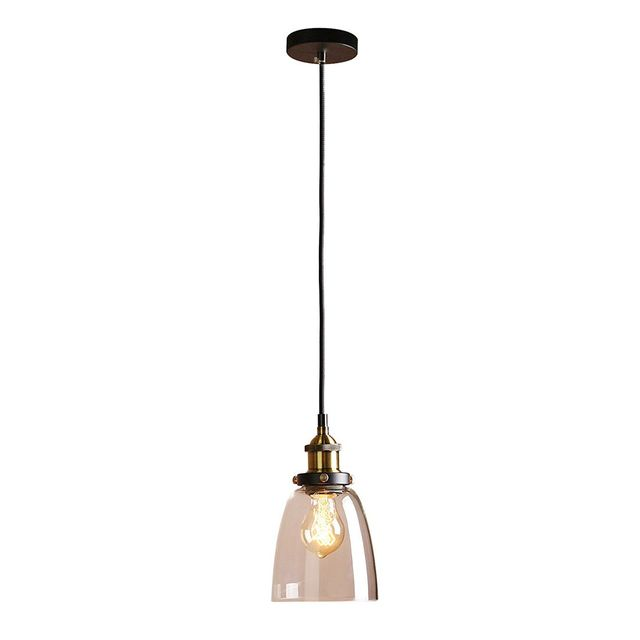 Stylish Different Modern Vintage Industrial Glass Shade Loft Coffee