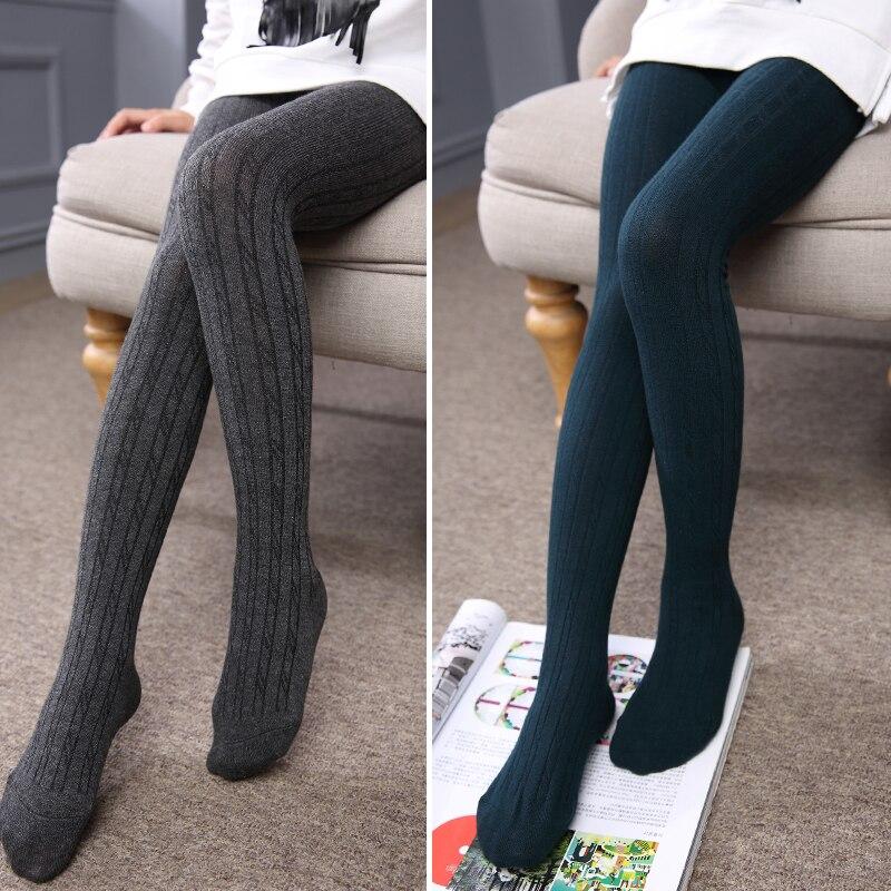 Children Tights For Girls Pantyhose Girl Panties Grey -9911