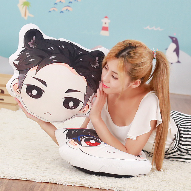 Yuri on ice Pillows Cushion