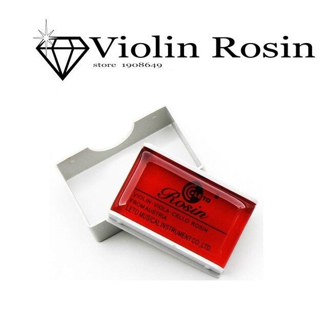 Mini Bow Rosin Colofônio Atrito-aumentando a Resina para Violino Viola Violoncelo Bowed Instrumento de Cordas de Violino Acessórios