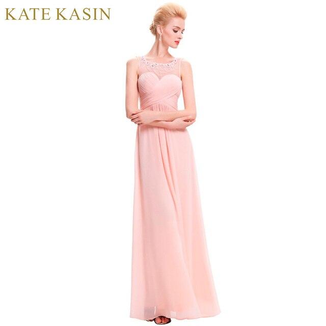 Langes rosa kleid hochzeitsgast