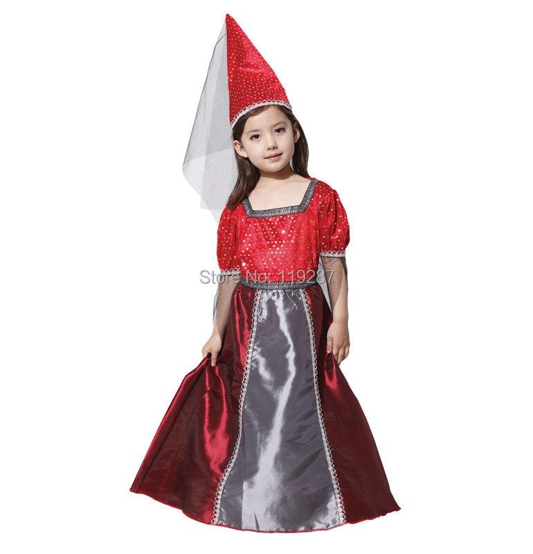 baeed29e975b NEW cosplay Magic witch costume Christmas Halloween costumes Kids ...