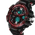 Esportes homens Relógios LED Relógio Digital Moda Relógio de Pulso Reloj Hombre Relogios masculinos dos homens Ao Ar Livre Militar À Prova D' Água 2016
