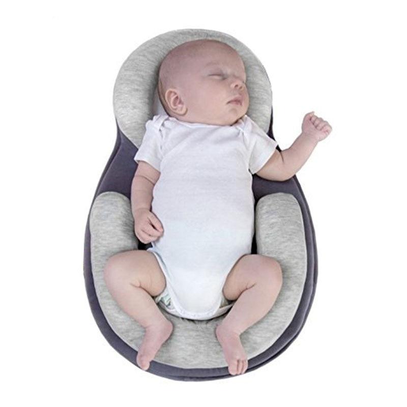 Bassinets & Cradles Baby Nest Bed Portable Infant Crib Newborn Toddler Travel Bed On Car Safety Fold