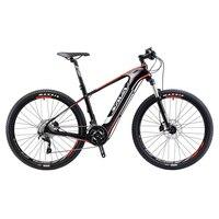 SAVA Электрический велосипед горный велосипед углеродное волокно e велосипед 27,5 электровелосипед карбоновая рама электрического велосипеда