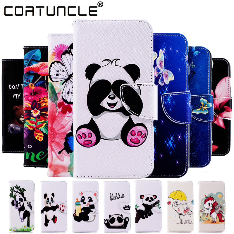 For Coque <font><b>Huawei</b></font> <font><b>Y5</b></font> 2019 <font><b>Case</b></font>, <font><b>Leather</b></font> <font><b>Case</b></font> For Fundas <font><b>Huawei</b></font> <font><b>Y5</b></font> Prime <font><b>2018</b></font> <font><b>Case</b></font> <font><b>Y5</b></font> <font><b>2018</b></font> Cover Flip wallet Stand Phone <font><b>Cases</b></font> image
