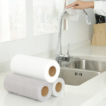 Cleaning Cloths Absorbent Cloth Disposable Towel Kitchen Dish