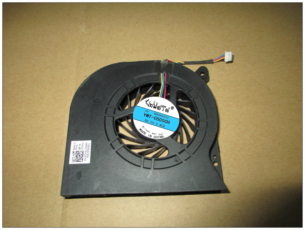 Bare fan MCF-J19BM05 HFJ85 0TCF42 DC280007RT0,DC280007RT for Toshiba Cooling Fan for Del ...