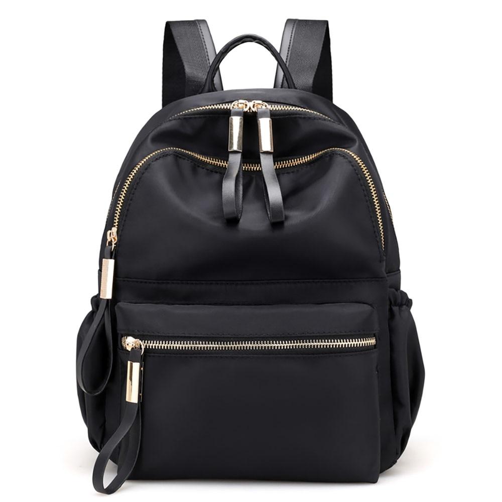 New Fashion Nylon Backpack Women Backpack Casual Ladies College Wind Bag Leisure Femininas