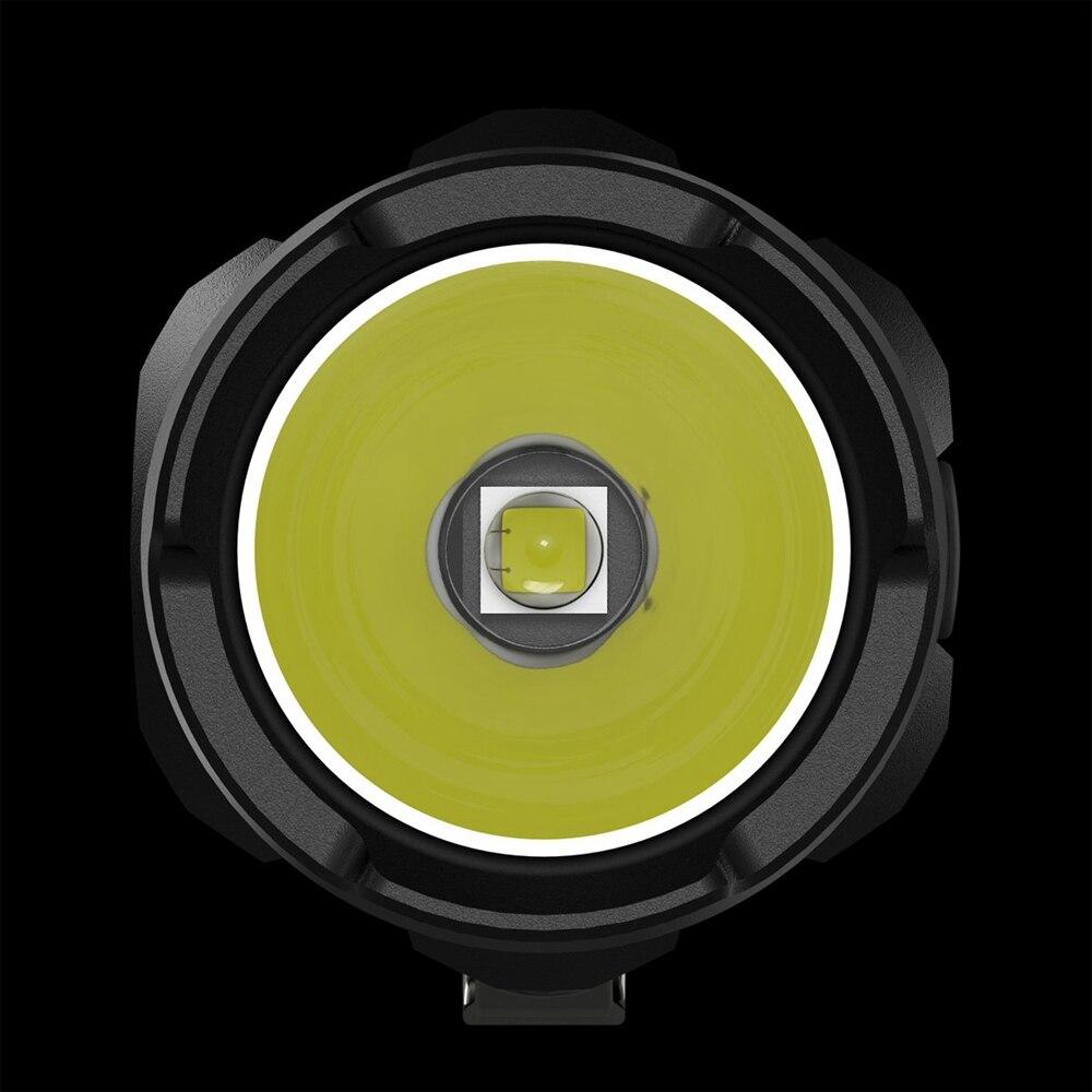 Nitecore MH20 led garland con batería de 3200mAh CREE XM L2 U2 LED recargable MINI linterna impermeable Led linterna no batería - 4