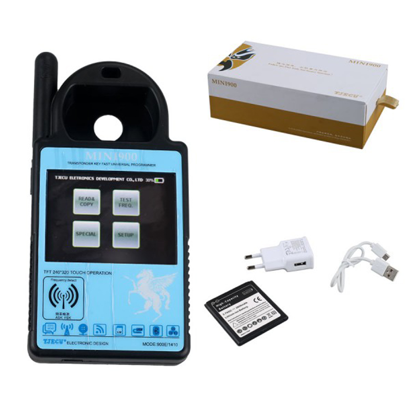 2017 Smart ND900 Mini Transponder Key Programmer Mini ND900 or 4C 4D ID46 72G Chip Copy Machine Update Online by DHL Free  10pcs lot ys31 cn5 g chip used for mini cn900 and nd900 key copy machine free shipping
