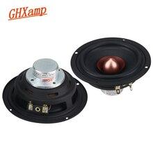 Altavoz con Bluetooth de 4 pulgadas y 25W, instrumento Vocal de equilibrio de tres etapas, 1 par
