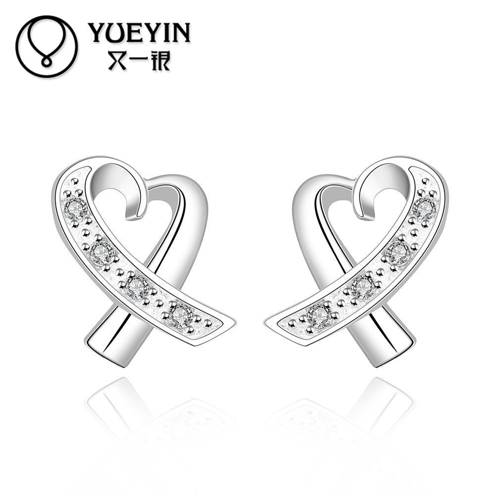 a000f6896e79 ᐊ2016 Mode boucles d oreilles pour les femmes argent oreille bijoux ...