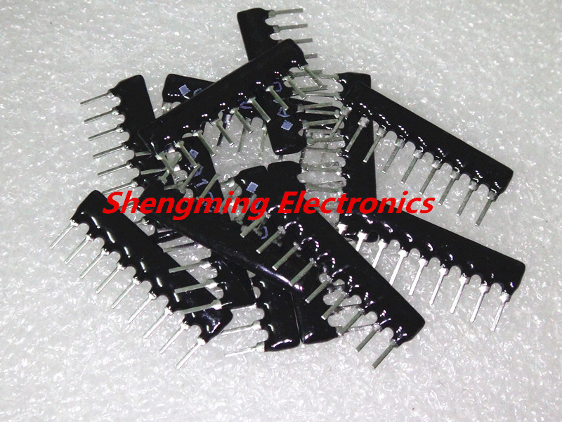 Resistor Networks /& Arrays 8pins 20Kohms Bussed 5 pieces