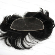 Super Hairpieces Frontal For Man Lace Front Straight Hair Lwigs Mans Toupee Maquina Cortar Cabelo H034