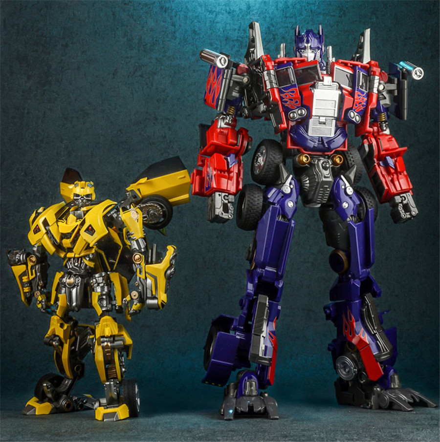 Image 2 - COMIC CLUB Weijiang Transformation War Hornet Mpm03 MP21 Battle Blades Movie Film 5 Edition Alloy Action Figure Collection ToysAction & Toy Figures   -