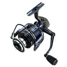 New Spinning Fishing Reel CNC Machined Handle EVA Knob 13+1 BB Ball Bearing Wheel Fish Tools SK2000-7000 ALS88