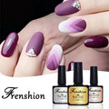 Frenshion Bling Matte Top Coat Base Coat Nail Gel UV Gel Nail Polish Soak Off Vernis Semi Permanent for DIY Beautiful Nail Art