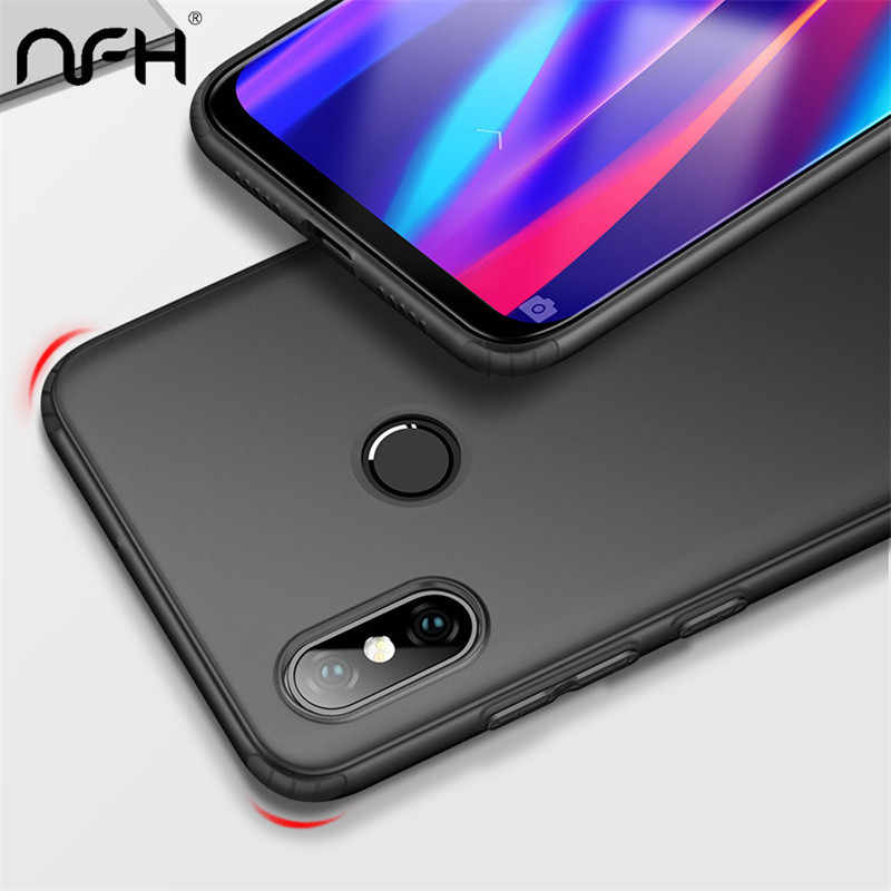 Luxury Back Soft Silicone case For Xiaomi Pocophone F1 Poco F1 case For Xiaomi On Redmi 6 6A 5 Plus Note 6 5 Pro Phone Bags Case