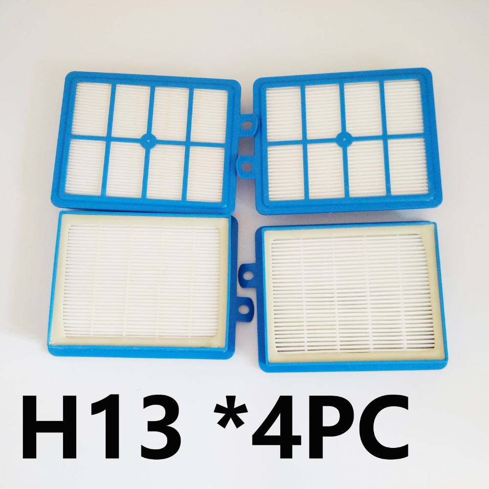 4PCS/LOT HEPA FILTER for ELECTROLUX Vacuum Cleaner S Class HEPA FILTER CYCLONE XL ZCX6202 ZCX6203 ios page 2