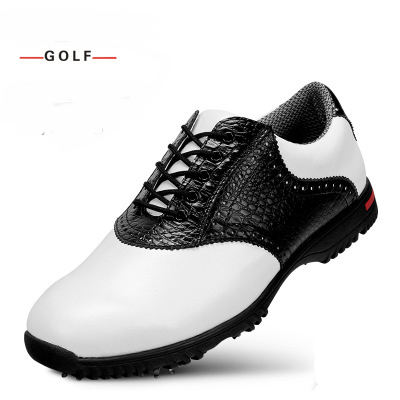 2018 sports shoes men sneakers new breathable waterproof sports shoes golf shoes men