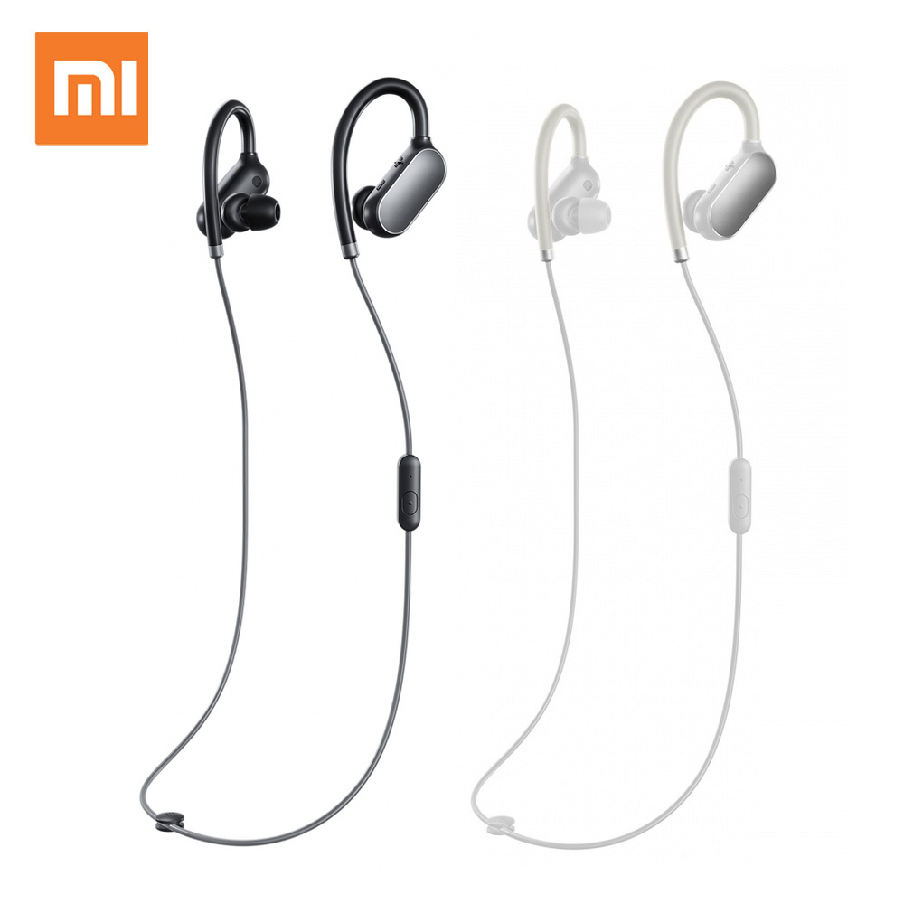 bilder für Xiaomi sport bluetooth headsets kopfhörer drahtlose musik sport kopfhörer wasserdichte 100% original neuesten auf lager