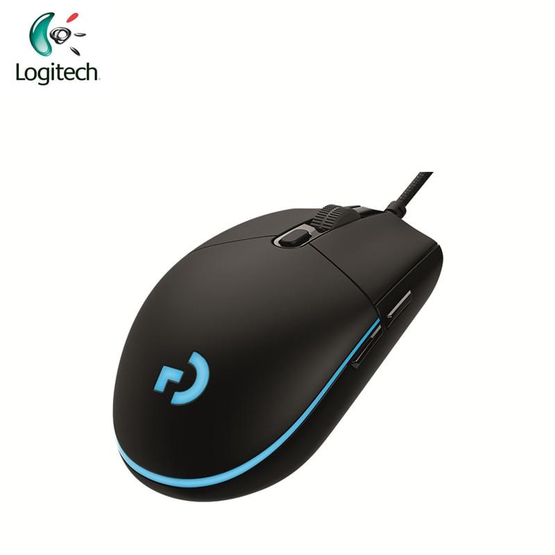 Logitech G Pro Gamer Mouse Gaming 12000 ppp Ratón con cable RGB - Periféricos de la computadora - foto 5