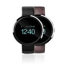 2015 neueste Bluetooth Smart Watch D360 Armbanduhr Sync Schrittzähler Schlaf Musik-player Smartwatch für Androd Smartphone