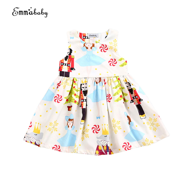 little girls xmas dress toddler infant baby kids girls party pageant princess dresses 2t 3t 4t