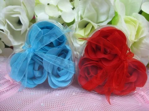 Free Shipping Novelty Product 150pcs/lot  (50boxes) Soap Flower Beautiful And Magic Soap Flower