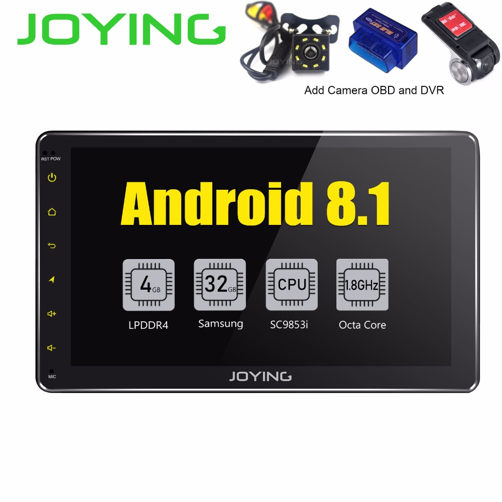 8 Double 2din Head Unit Octa Core Universal Android8 1 Car Radio Stereo GPS Navigation Multimedia