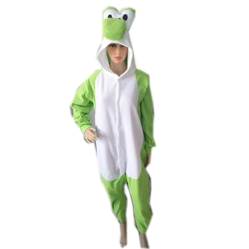Mario Yoshi Teddy Dog Chicken Onesie Anime Cosplay Costume