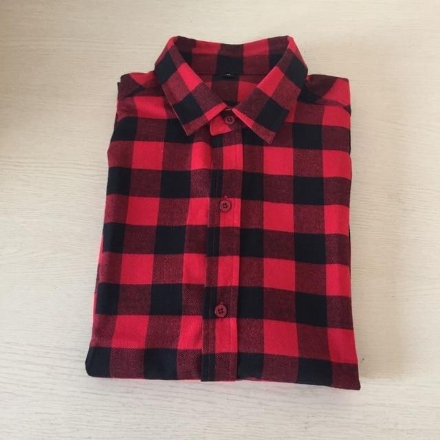 Nova Camisa Dos Homens T de Hip Hop Estendido Long High Low Side Zipper Unisex Homem Presa Streetwear Tshirt da Camisa Hem Xadrez Azul Vermelho