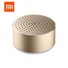 Xiaomi Portable Bluetooth Speaker Mini Support Car Call with Microphone Sound quality is stable and clear Metal case