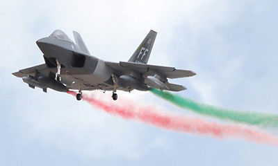 Escala de Vuelo Sky LX F22 Raptor EPS RTF Avión RC JET Modelo de Doble 70mm FED