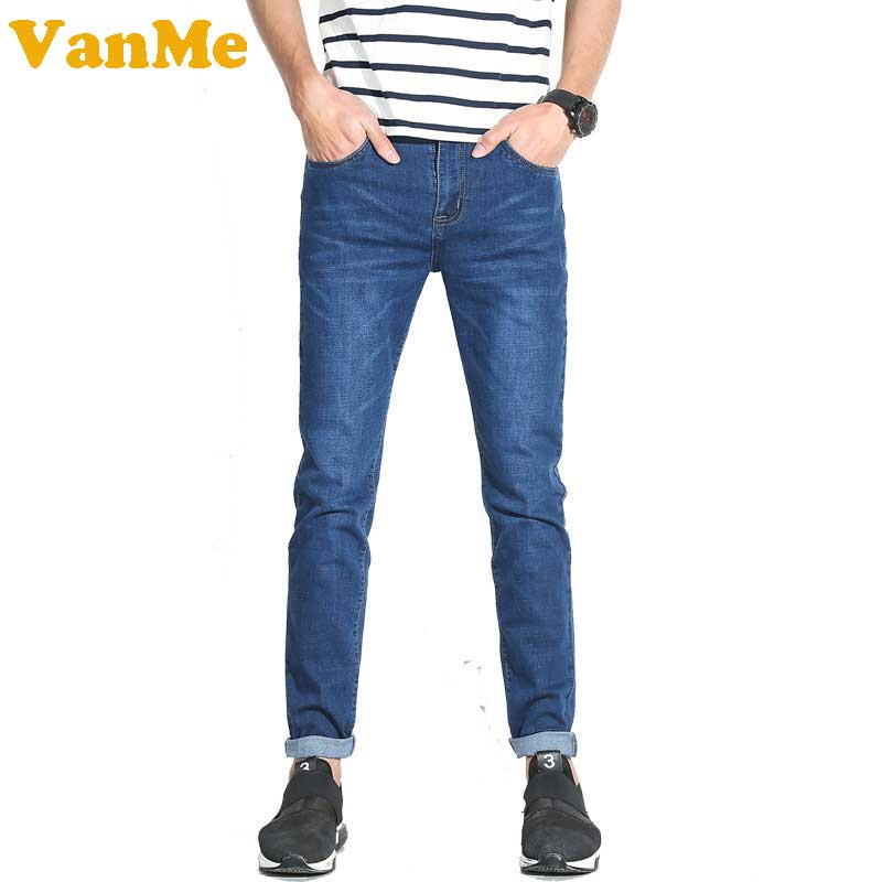 Men s Slim Type 3 Color To Change Skyblue Black and Gray Mens Jeans Superior Quality