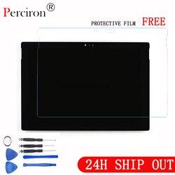 Original de la Asamblea para Microsoft Surface Pro 3 digitalizador pantalla LCD pantalla táctil pantalla Pro3 (1631) panel TOM12H20 V1.1 LTL120QL01 003