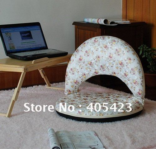 free shipping! 1pcs/lot,flower Solid color Living room sofa leisure chair, floor chair,laptop folding chairfree shipping! 1pcs/lot,flower Solid color Living room sofa leisure chair, floor chair,laptop folding chair