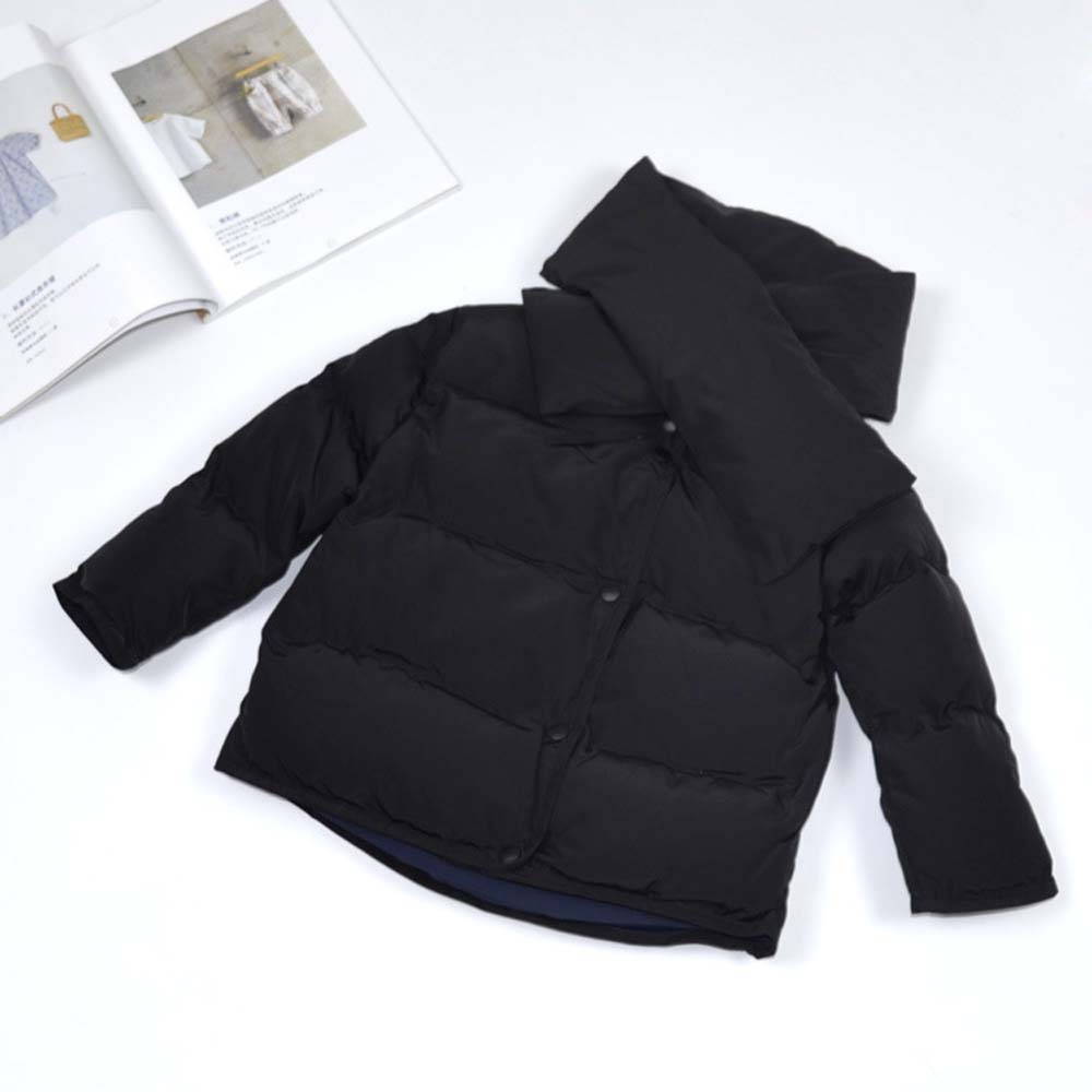 Girls Winter Down Coat Kids Thick Warm Boys Coat Long Sleeve Toddler Clothes Children's Winter Baby Jackets  for Girls YB163