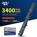 JIGU 14 8 V 4 ячеек ноутбука Батарея A41N1308 A31N1319 X551M для Asus X451 X551 X451C X451CA X551C X551M X551CA серии