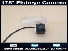 175 Degree Fisheye Lens 1080P Reverse Camera Parking Rear view for For Mazda RX-8 2004 -2011 6 2009-2014 Car