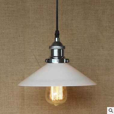 Loft Industrial Vintage Pendant Lights Edison Fixtures For Bar Living Dining Room Handmade Hanging Lamp Suspension Luminaire цена
