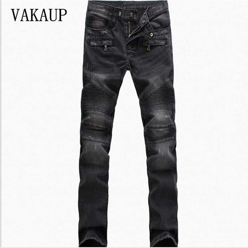 Ανδρικά Balmai τζιν παντελόνι άνδρες - Ανδρικός ρουχισμός - Φωτογραφία 1