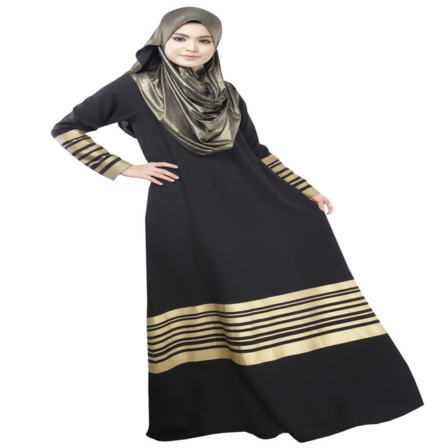 New Abaya Turkish Clothing Latest Abaya Designs Muslim Clothing For Women  Long Maxi Kaftan d7d4db9b57b4